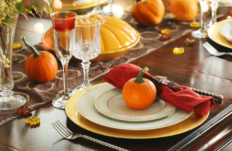 Inspiring Thanksgiving Tablescapes For A Festive Gathering!
