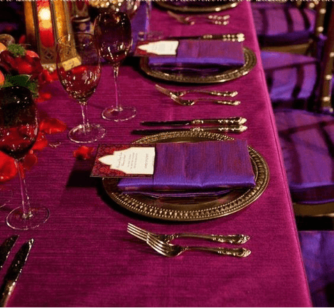 Bring A Majestic Touch To Your Party S Decor With An Arabian