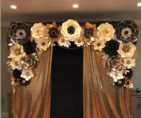 Gold Themed Decor