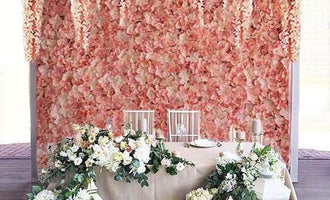 Popular Flower Walls & Panels