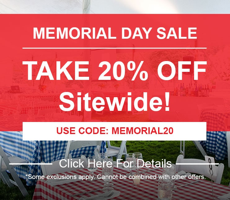 Enjoy 20% OFF