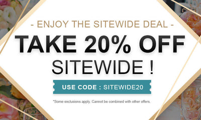 20% Off Storewide: Use Code: SITEWIDE20