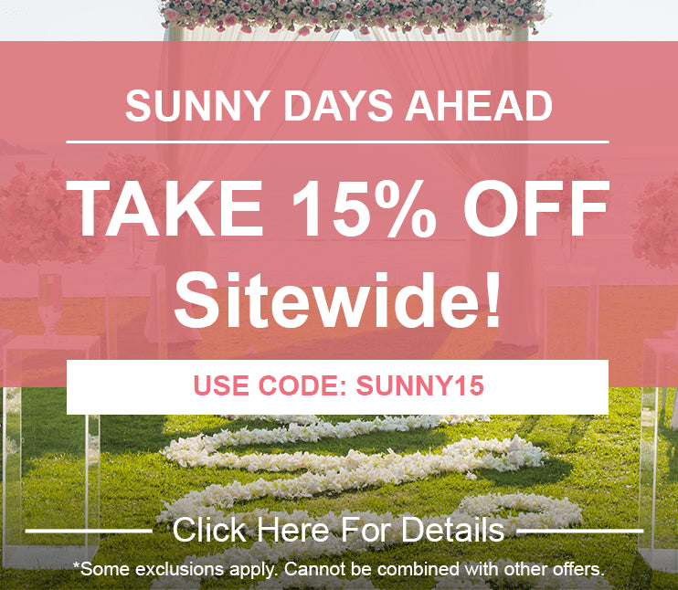 d323b0d4a2ae9b 15% Off Storewide Use Code  SUNNY15