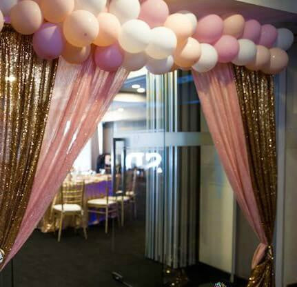 An Elegant And Serene Swan Themed Decor For A Magical Party