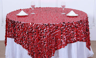 Table Overlays & Napkins