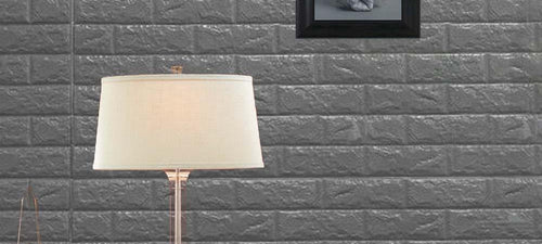 Foam Brick Wall Tiles