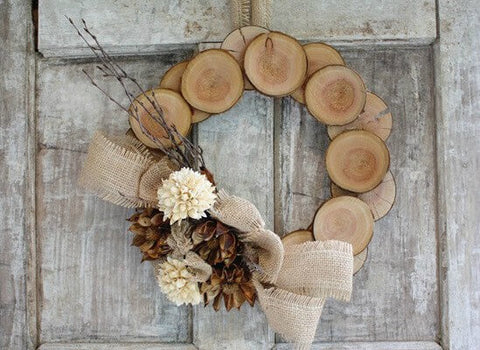 Fall Wreath Decor
