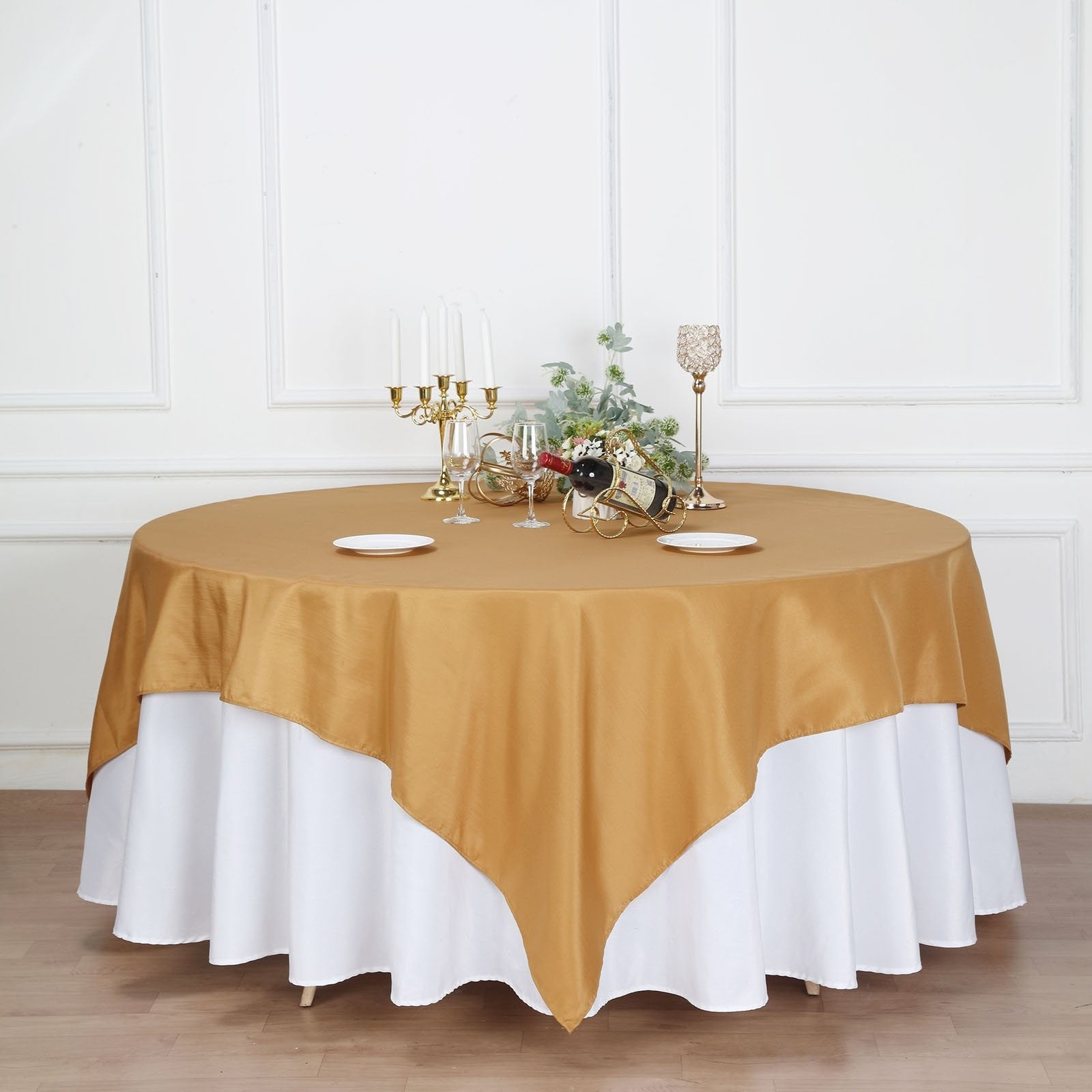 Choose The Perfect Table Overlays