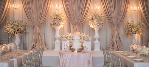 Tablecloths, Linens & Supplies For Events