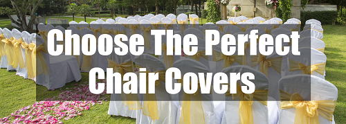 pick the right chair cover