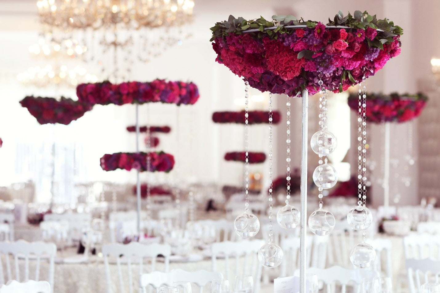 The Many Benefits Of Using Centerpieces At Your Event