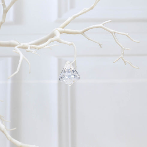 172 Pcs 20MM Clear Acrylic Tear Drop Garland