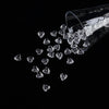 1000 Pcs 13MM Diamond Confetti Acrylic Crystals