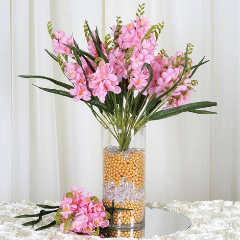 4 Heavenly Mount Olympus Freesia Bushes - Pink