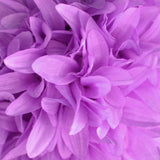 4 x LETS FLY TOGETHER Dahlia Kissing Balls Lavender