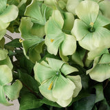 72 Primrose Flowers - Apple Green