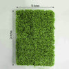 4 Pack Artificial Genlisea Foliage UV Protected Bright Lime Green Wall Mat Panels
