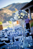 42 Artificial Giant Velvet Rose Buds Wedding Flower Bouquet Centerpiece Decor - Blue