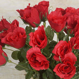 48 Long Stem Rose Bundles - Red