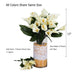 12 Bush 84 pcs Ivory Artificial Calla Lily Flowers