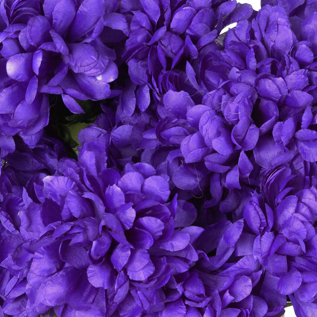 56 Chrysanthemum Mum Balls - Purple( Sold Out until 2017-03-03)