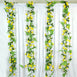 Rose Garland-Yellow-8pk