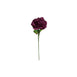 24 Bush 168 Pcs Burgundy Artificial Bloom Roses Flowers
