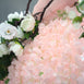 4 Ft | Blush | Rose Gold | Artificial Wisteria Vine Hanging Garlands
