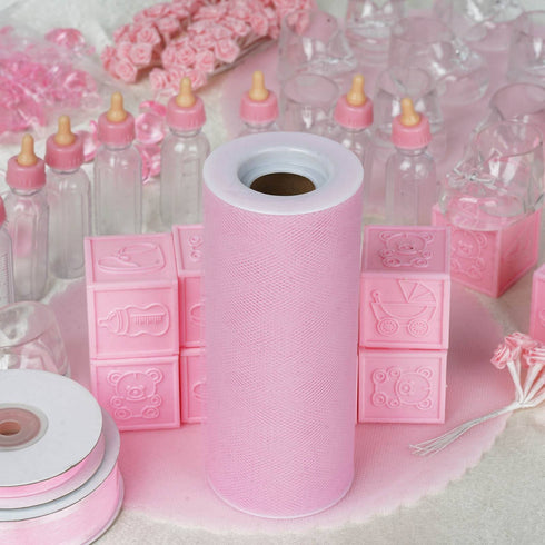 Baby Lot of Assorted Decorations for Baby Shower- Pink