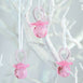 12 PCS Pink Large Baby Pacifiers