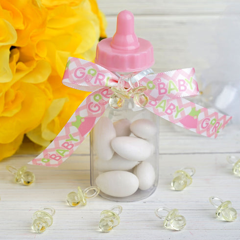 144 PCS Yellow Baby Pacifiers