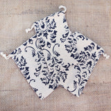 Damask Cotton Bag