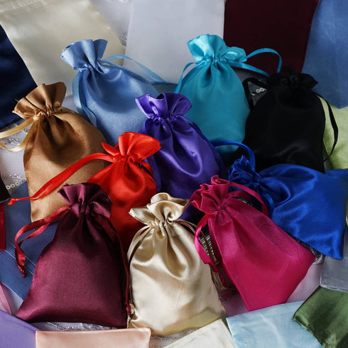 "4 x 6"" Willow Satin Bags"