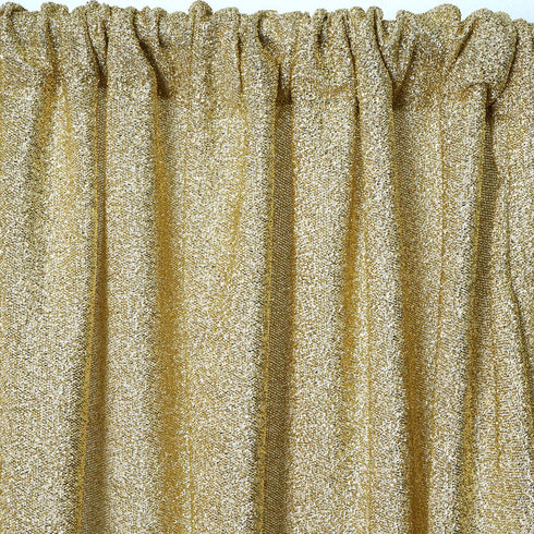 20ftx10ft Champagne Metallic Shiny Spandex Glittering Backdrop