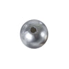 1000 Pack 10mm Silver Faux Pearl Beads Vase Fillers