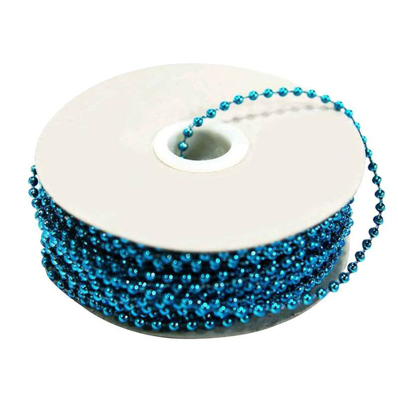 3mm String Beads-Turquoise-24yd( Sold Out )