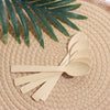 Bamboo Spoon, Bamboo Cutlery, Eco Friendly Utensils
