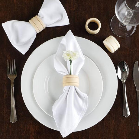 Eco Friendly Dinnerware | Disposable Bamboo Plates | eFavormart