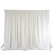 20ftx10ft Ivory Chic-Inspired Backdrop Curtain