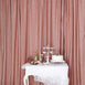 20FT x 10FT Rose Gold Metallic Shiny Spandex Glittering Backdrop