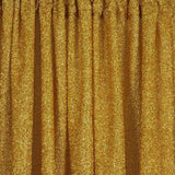 20ft x 10ft MY DREAMY Spandex Backdrops - Gold