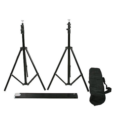 8ft x10ft Adjustable Heavy Duty Pipe and Drape Kit Wedding Photography Backdrop Stand