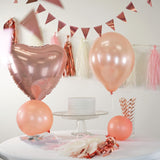 32 PCS Coral/Pink Party Decoration Supply Kit