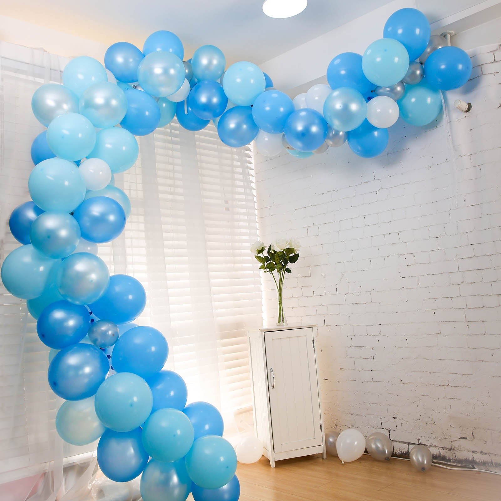 Diy Pack Balloon Garland Kit Balloon Arch Party Decorations Efavormart