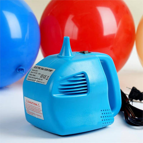 Portable Electric Air Blower Balloon Pump Inflator with Single Nozzle