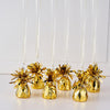 6 Pack | 5inch Metallic Gold Foil Balloon Weights