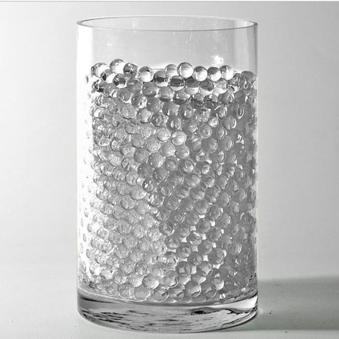 Small Round Deco Water Beads Jelly Vase Filler Balls 200 To 250pcs