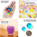 200 to 250 PCS | Purple Small Round Deco Water Beads Jelly Vase Filler Balls
