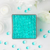 200 to 250 PCS | Turquoise Small Round Deco Water Beads Jelly Vase Filler Balls
