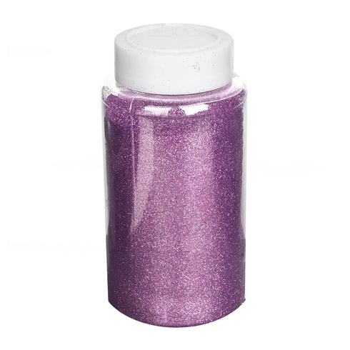 1 Pound Lavender DIY Art & Craft Glitter Extra Fine With Shaker Bottle